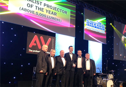 Digital Projection AV Awards