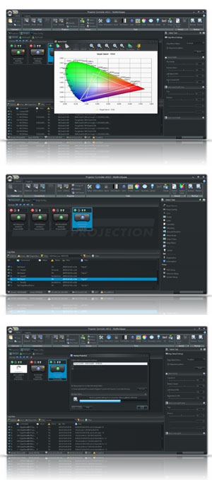 Projector Controller Software - Digital Projection EMEA