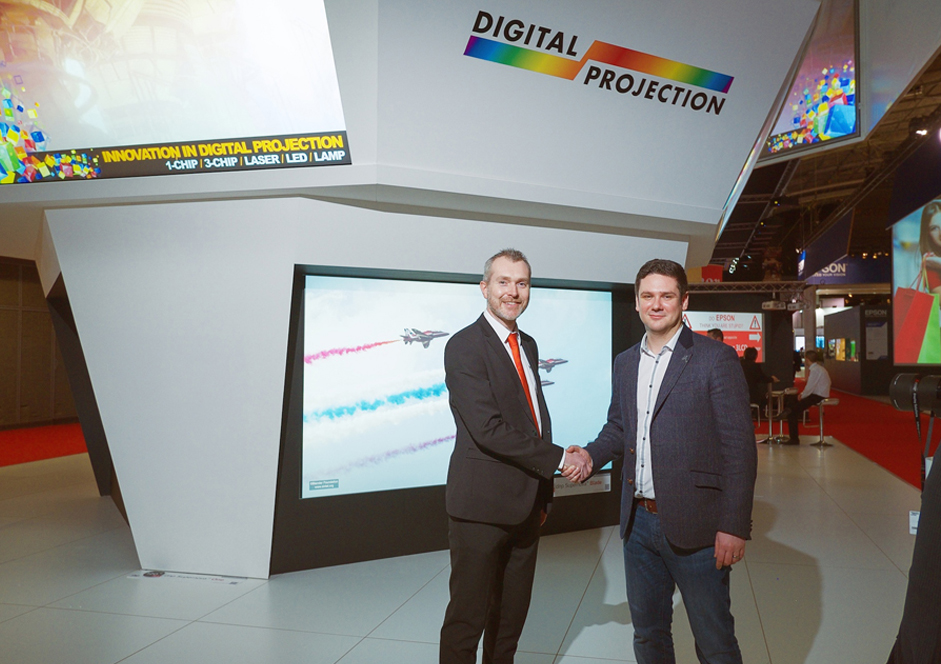 CAVD Distribution and Digital Projection