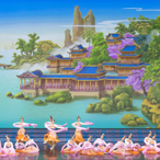 Shen Yun Digital Projection