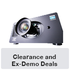 Clearance Projectors