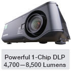 E-Vision Digital Projectors
