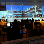 HIGHlite Laser projectors in library