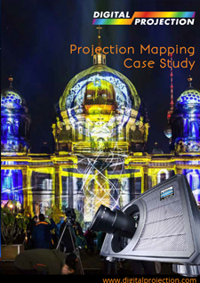 Digital Projection Festival of Lights Berlin