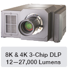 INSIGHT Laser Projectors 4K & 8K