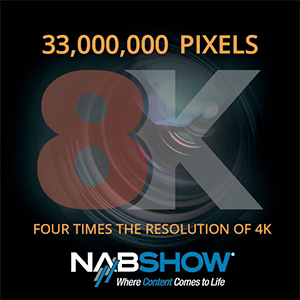 Digital Projection at NAB Show