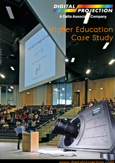 Higher Education Projector Case Study