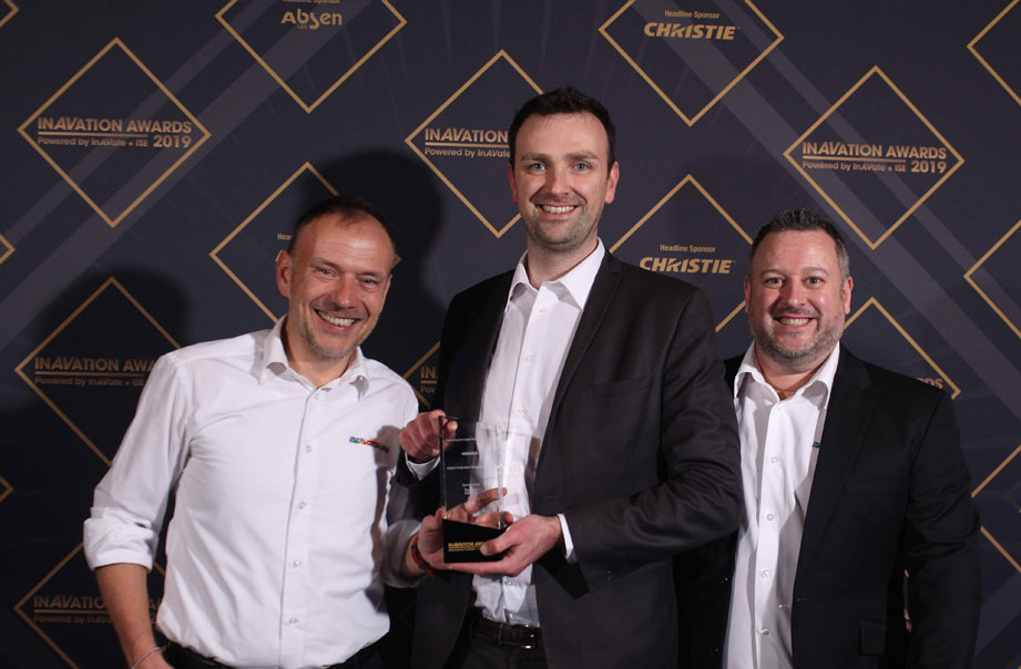 Digital Projection win inAVate Awards for the INSIGHT Laser 8K