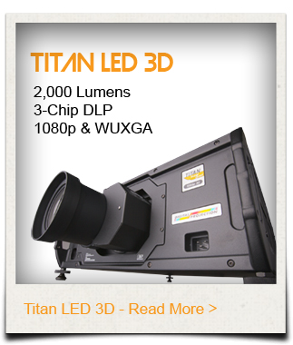 TITAN LED Projectors