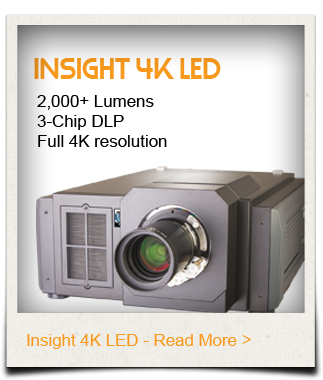 Insight 4K LED Projector
