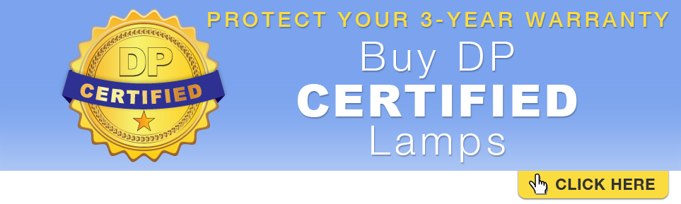 Buy DP Certified Lamps