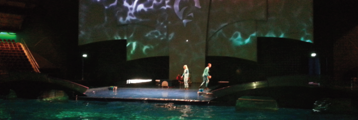 Dolfinarium_Projection