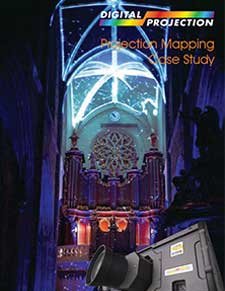 DPI_Projection_Mapping_at_Basilique_Saint_Michael