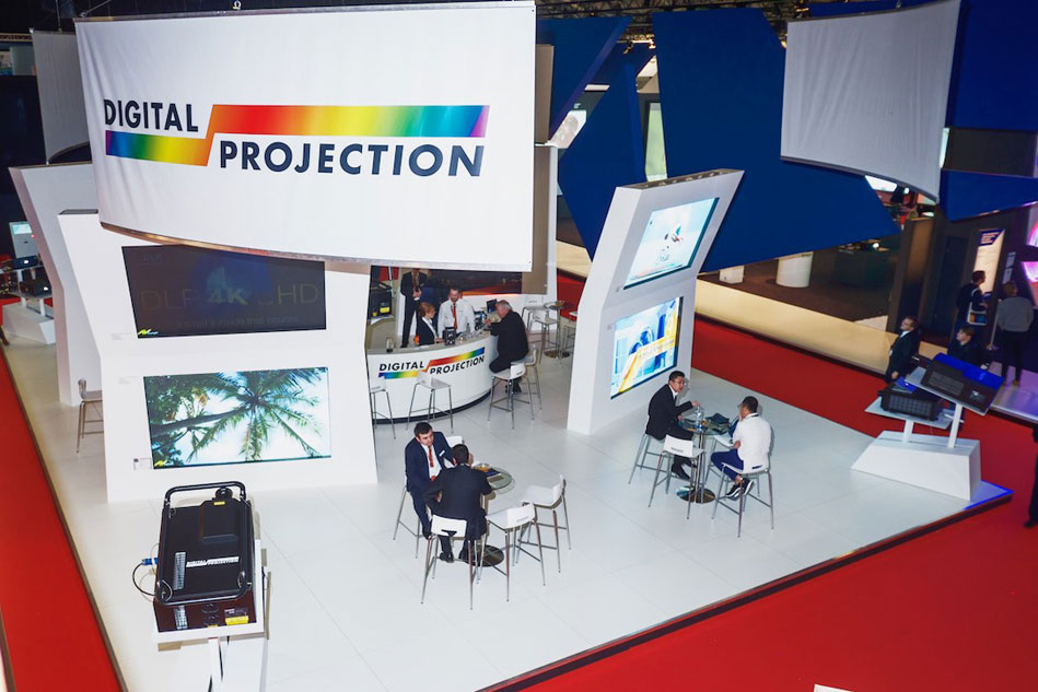 Digital Projection at ISE 2017