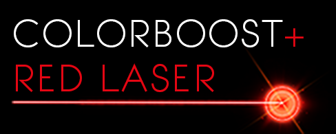 Colorboost Red Laser Projector Technology