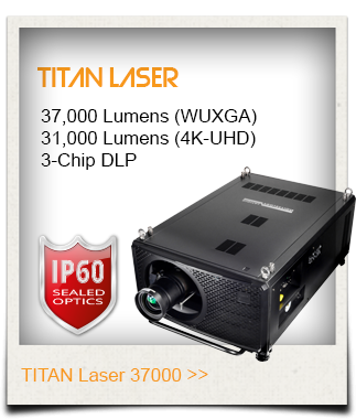 Titan Laser Digital Projector