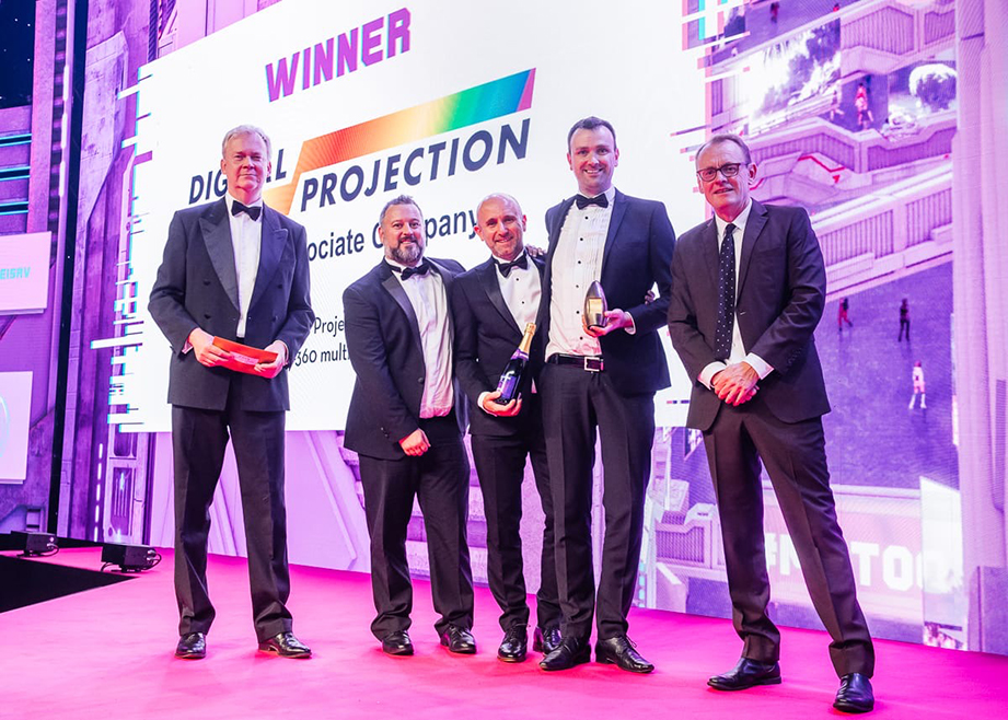 Digital Projection AV Awards 2019