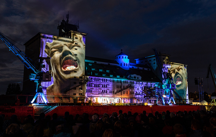 Regensberg Case Study Projection Mapping