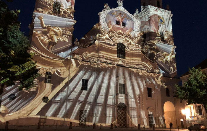 Passau Projection Mapping 1