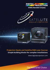 Satellite MLS Projection System Brochure