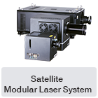 Satellite Modular Laser Systm Projector
