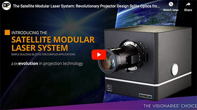 Satellite MLS Projecction System