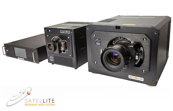 Satellite MLS projector family