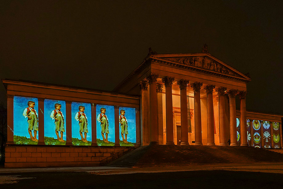 Kunstareal-projection-mapping-2