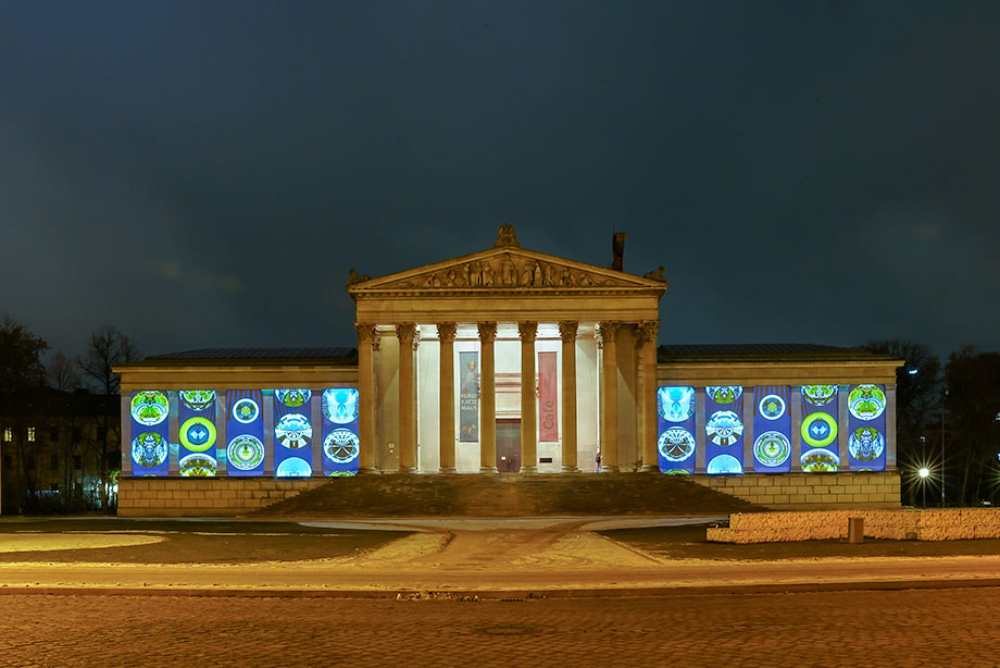 Kunstareal-projection-mapping-3