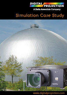 Simulation projection